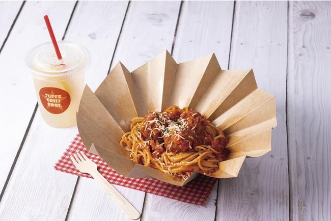 【テイクアウト】ミートボールスパゲティ