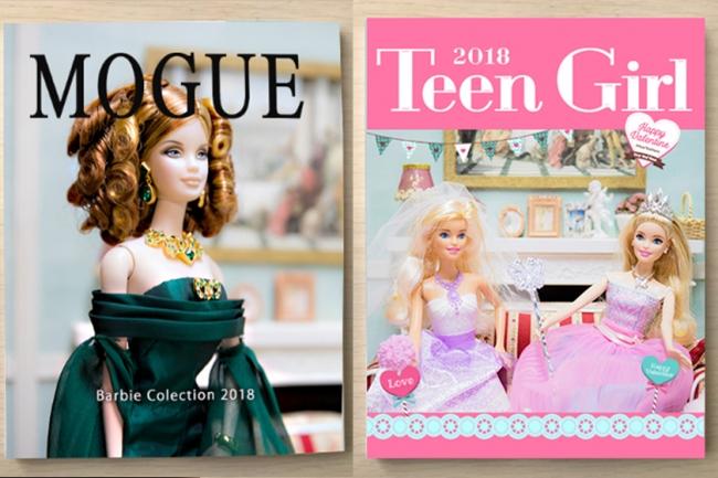 ファッション雑誌や写真集が自分でデザイン!※上記は作成イメージです。