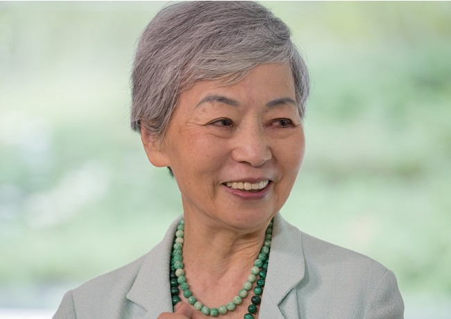 JT生命誌研究館名誉館長・中村桂子