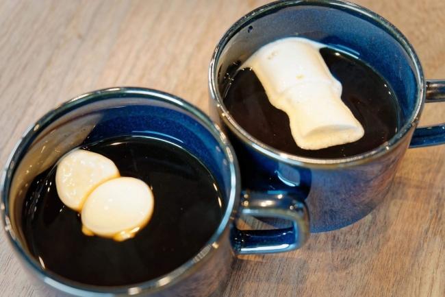 みりんにあう珈琲、コーヒーに合うみりんを企業と学生と開発。砂糖ではなくみりんで。