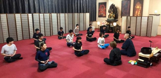 瞑想指導者養成講座