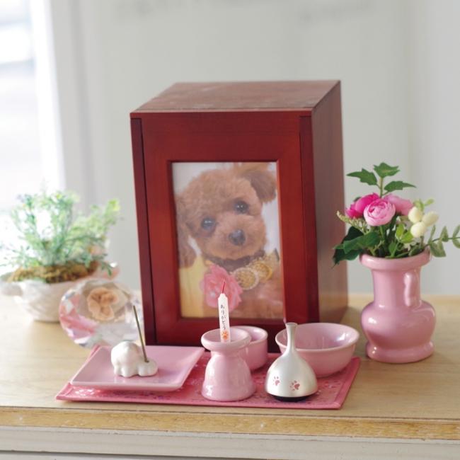 かわいいペットの仏壇・仏具