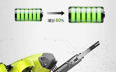 FIFISH V6sバッテリー説明