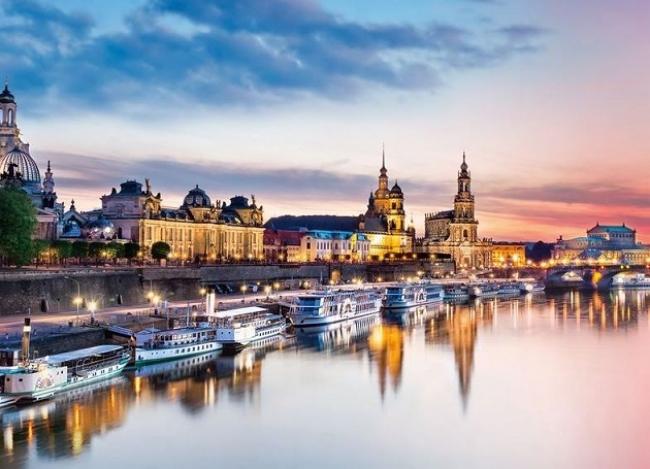 「ドレスデン」 Dresden(C)GNTB Schrader, Frederik