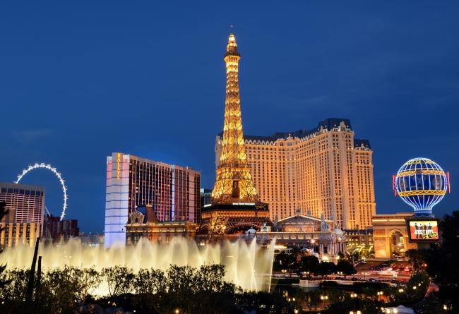 (c)Las Vegas News Bureau