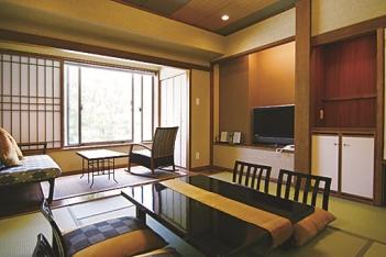 十勝川温泉第一温泉ホテル/豆陽亭 客室一例