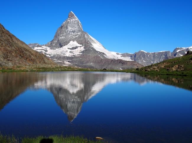 リッフェル湖 (c)Swiss-Saiki