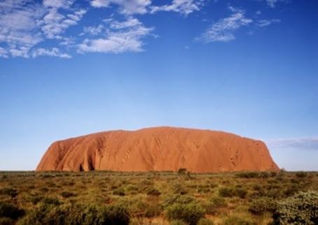 エアーズロック(C)Tourism Australia
