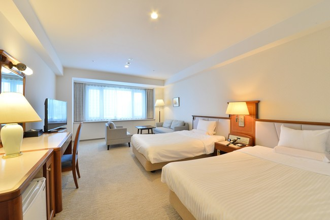 函館国際ホテル 函館港を望むウォーターフロントにあり観光地へのアクセス抜群