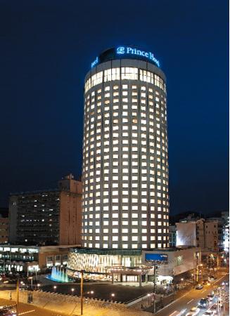「札幌プリンスホテル タワー」