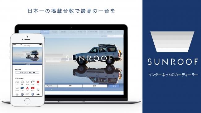 自動車比較メディア「SUNROOF」