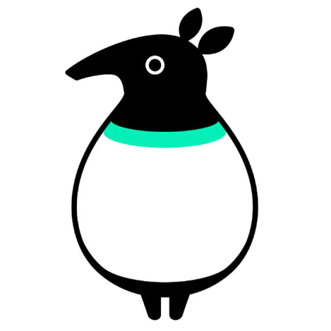 VARKのイメージキャラクター「VARKくん」
