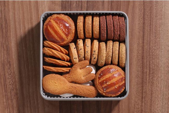 「ラ・モーラ」のクッキー詰め合わせ