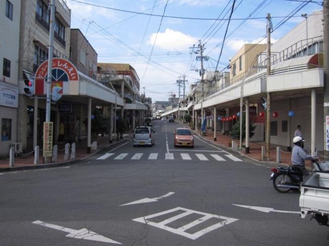 福江商店街写真1