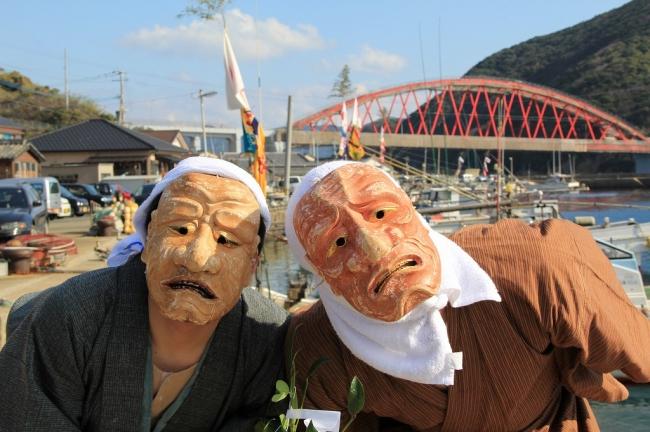(イメージ写真)戸岐神社例祭