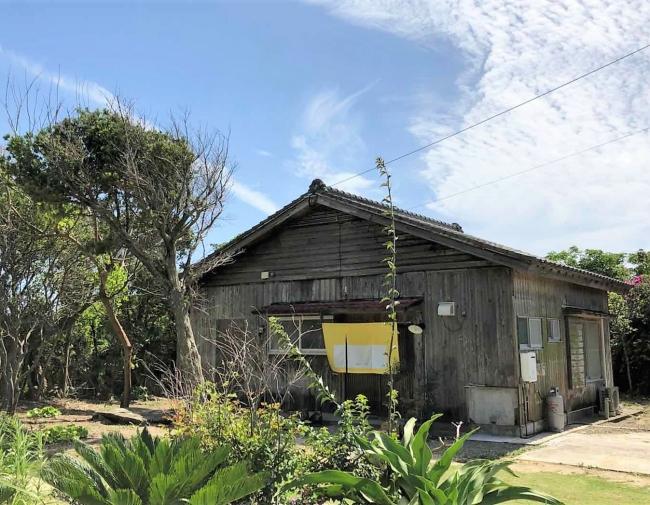 伝泊・徳之島「海亀ビーチの宿」