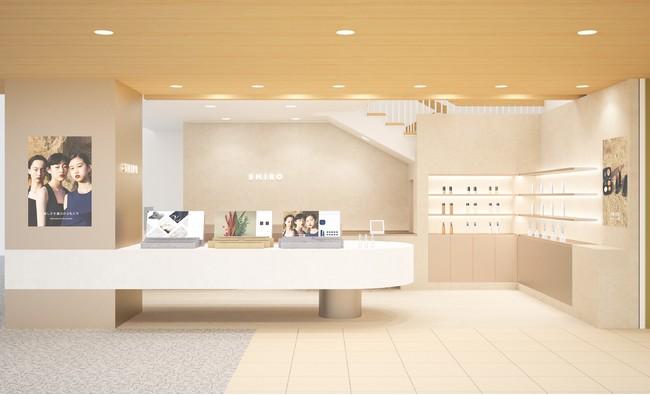 SHIRO NEWoMan新宿店