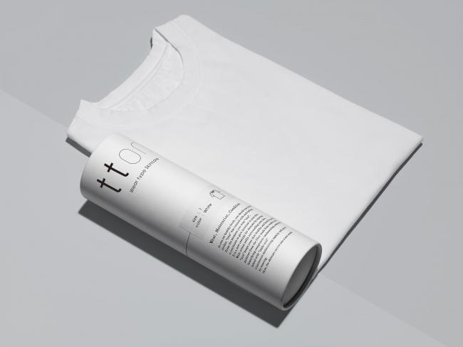 半袖Tシャツタイプ&パッケージ