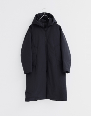 HOODED COAT ¥52,000+税