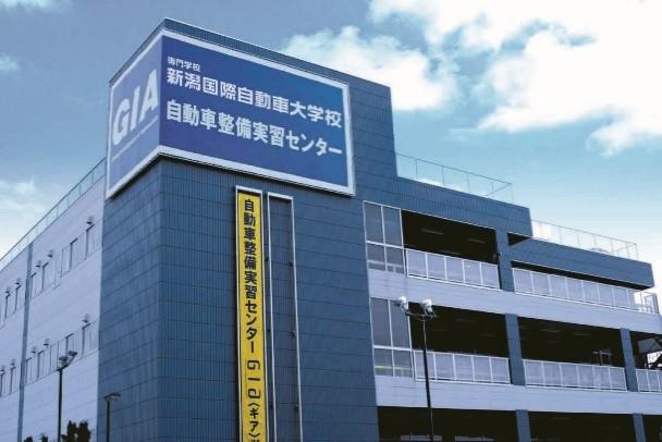 大学 自動車 新潟 校 国際