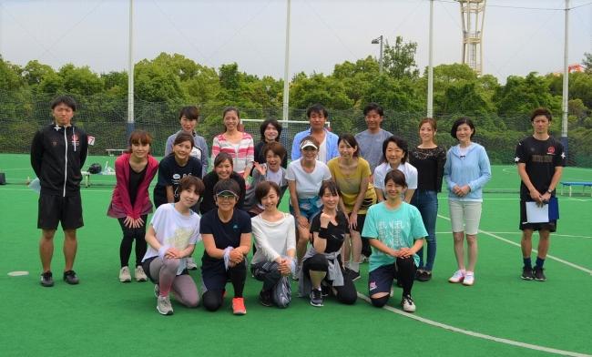 発表&スポーツ体験イベントにご参加いただき誠にありがとうございました!