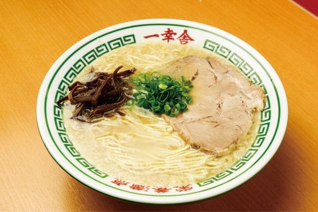 「豚骨ラーメン」(600円+税)