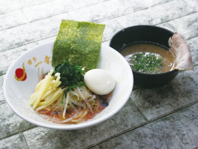札幌すすきの店 トリプルTつけ麺(900円)