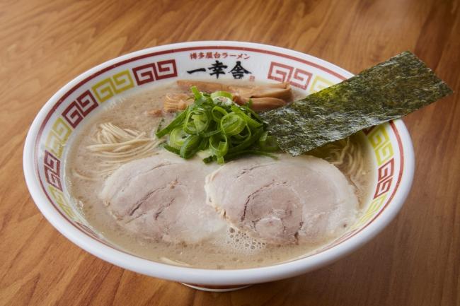 豚骨ラーメン 780円