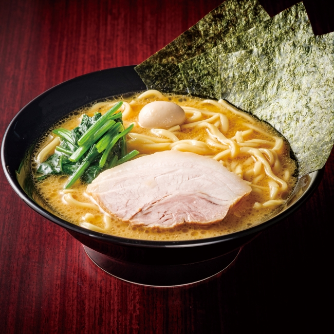 ラーメン(醤油)500円(税込)
