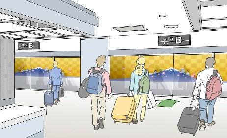 空港での活用