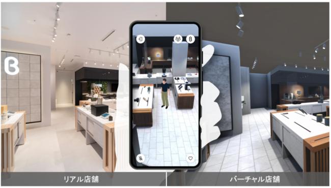 「IoA Shopping(TM)」操作イメージ