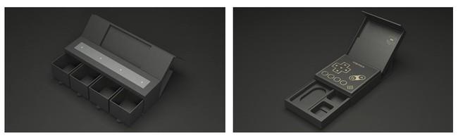 インタラクティブパッケージ形状例  ©Toppan Inc.