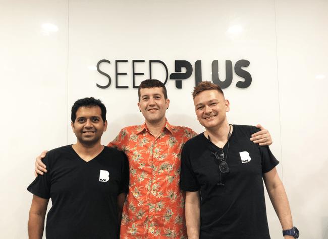 Jatin Shah, Michael Smith, Julian Lai-Hung