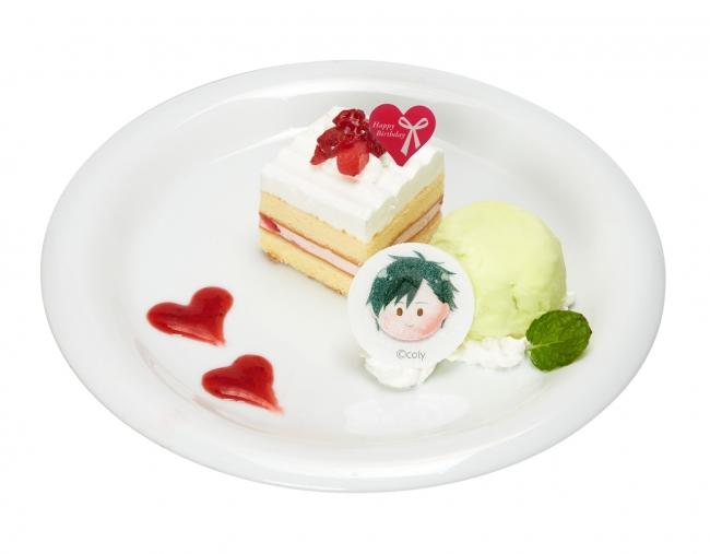 ▲バースデーケーキ(イメージ)
