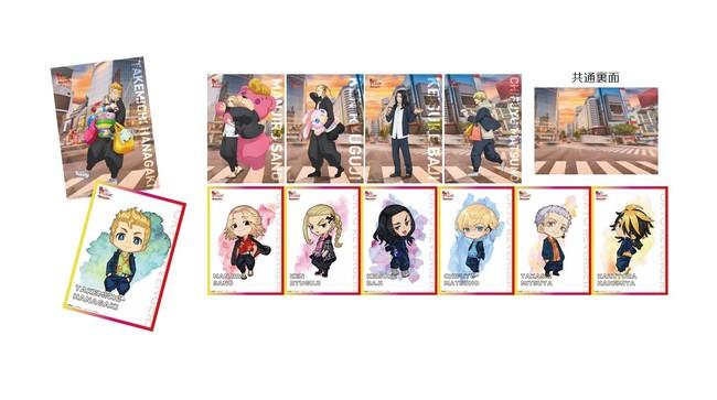 ▲【前半:9月10日(金)~】オリジナルA5イラストカード (全12種ランダム配布) サイズ:A5