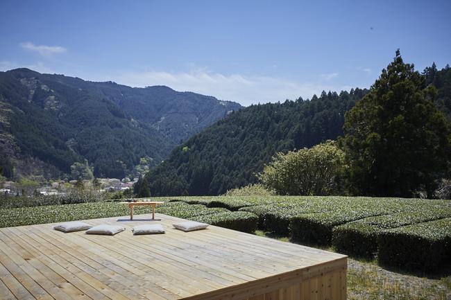 島田市山あいの村、笹間