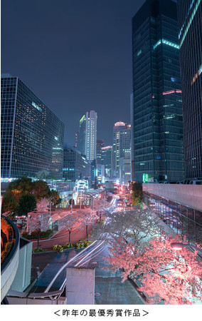 大阪ダイヤモンド地区 さくらフォトコンテスト2020 ~『都会の真ん中に咲く桜』ならではの美しい景色を撮りに行こう~ 3月20日(金)~4月15日(水)開催