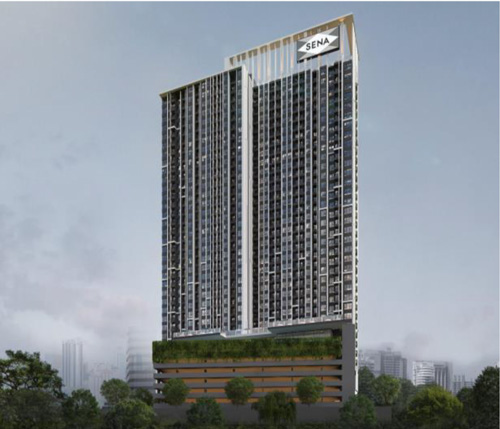 タイにおける第4号プロジェクトへの事業参画が決定 ≪タイでの分譲マンション事業参画戸数が3,600戸を突破≫