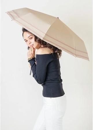 ソレイユの折り畳み傘「makez.(マケズ)」