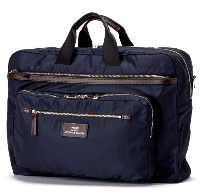 """2137d9c5b905 鞄職人の技術を結集したファクトリーブランド """"CREEZAN""""から新シリーズ ..."""