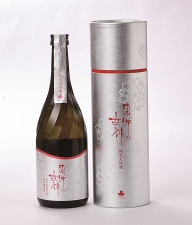 純米大吟醸 東洋の女神