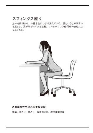 ヘルニア 座り 方 【悲報】この座り方、最も効率的に腰を破壊する座り方だった: