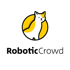 Robotic Crowdロゴ