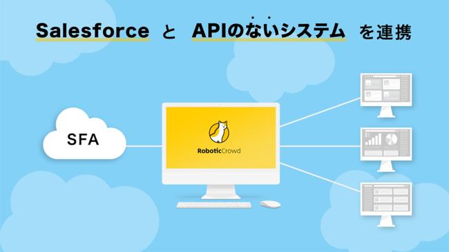 API,API-lessどちらも接続可能です