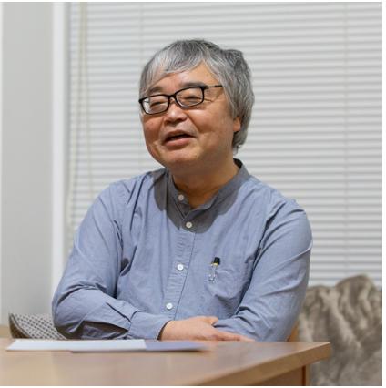 武蔵野美術大学造形構想学部クリエイティブイノベーション学科 山崎和彦 教授