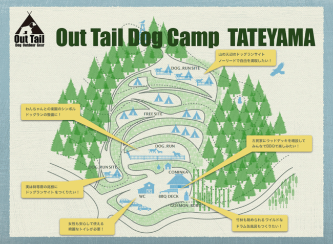 Out Tail Dog Outdoor Gear