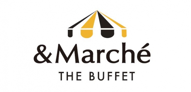「THE BUFFET &Marche」ロゴ