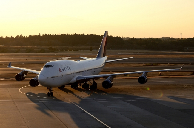 優秀賞「747!」