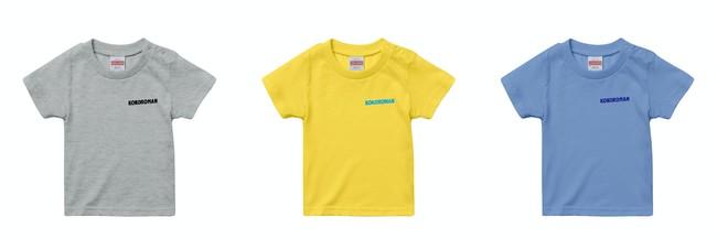 kokoromanロゴTシャツ 2,545円(税抜)