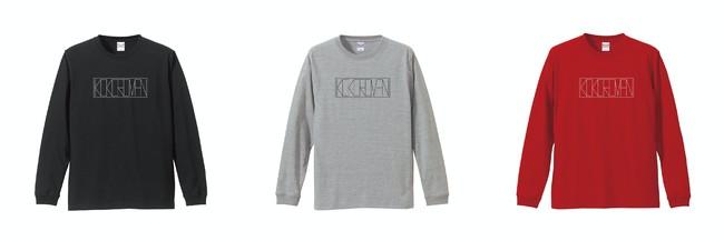 ボックスロゴ ロングTシャツ 2,636円(税抜)